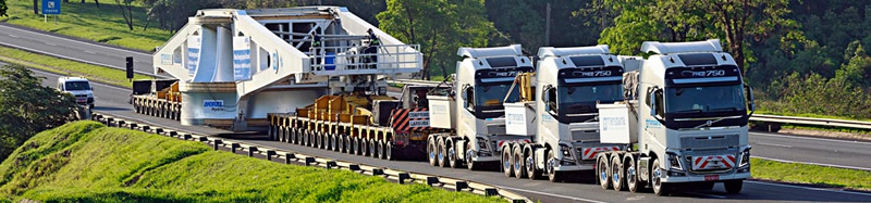 Giant Rotor Overland Haulage Featured in the World